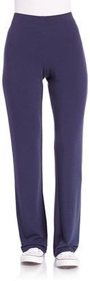 Context Relaxed Jersey Pants - Shop for women's Pants - Mystic Navy Pants