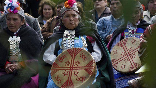 Mapuches argentinos se oponen al nuevo Código de Tierras