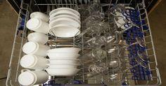 Τα 6 τραγικά λάθη που κάνουμε όταν βάζουμε πλυντήριο πιάτων
