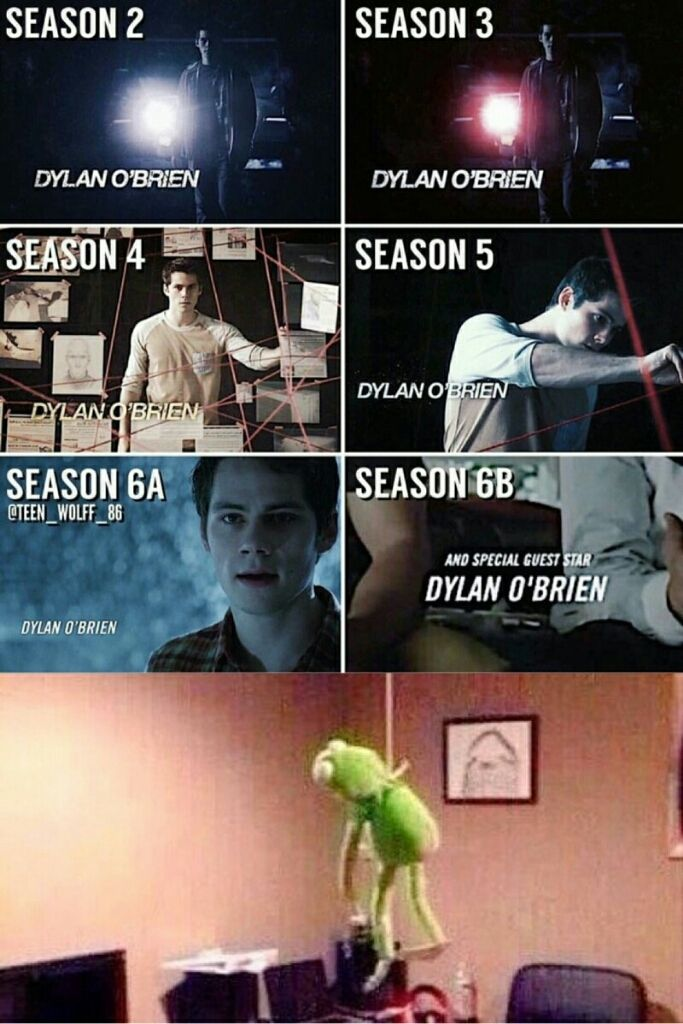 who said he could guest star? We all know that Dylan is the true star of the show...