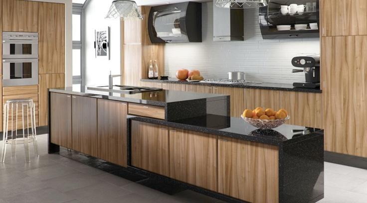 Cream dune kitchen design from pedini