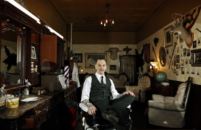 Local Barbers : Barbers, Local barbers and Airstream on Pinterest