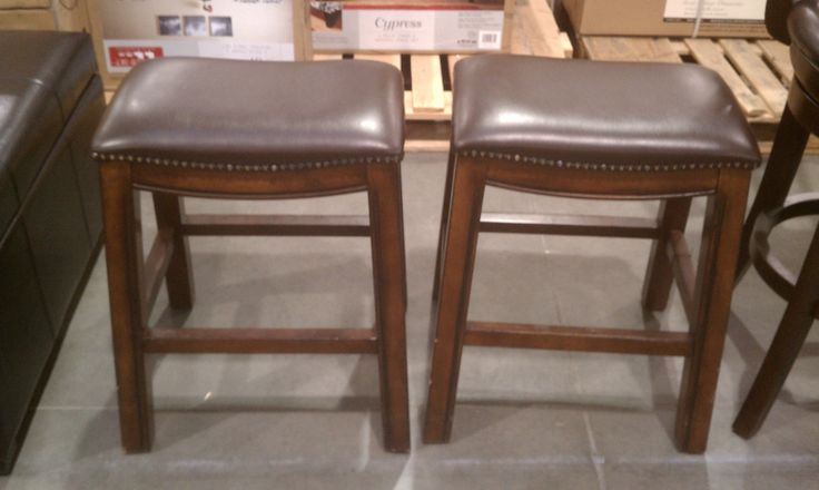 Counter Height Chairs Costco : Chair height bar-stools mom likes at Costco. Can easily be tucked ...