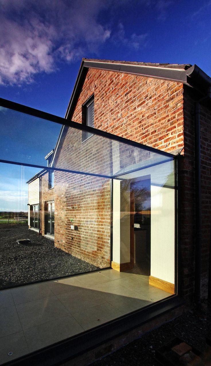 Glazed Link New Build Outbuilding Pinterest Barns