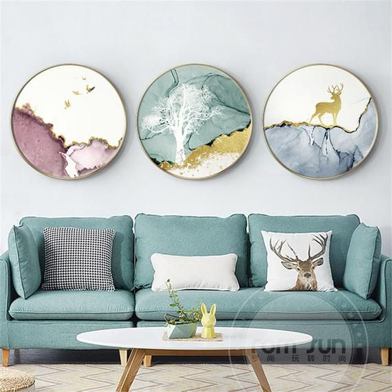 Watercolor Circles, Abstract Watercolor, Painting Abstract, Abstract Landscape, Circle Painting, Watercolor Images, Watercolor Walls, Abstract Nature, Landscape Paintings