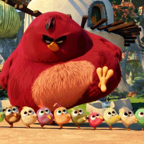 Angry Birds angry birds movie terence #1 hatchlings