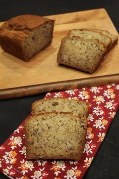 Martha Stewart's Banana Bread is one of the best banana bread recipes that I have tried. It is easy to make and tastes great!
