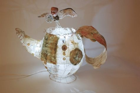 Hannah Nunn: my lamps
