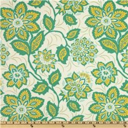 Joel Dewberry Heirloom Ornate Floral Jade: Ornate Floral, Contrast Fabrics, Crafts Rooms, Colors Jade, Joel Dewberry, Floral Jade, Home Decor, Dewberry Heirloom, Covers Fabrics