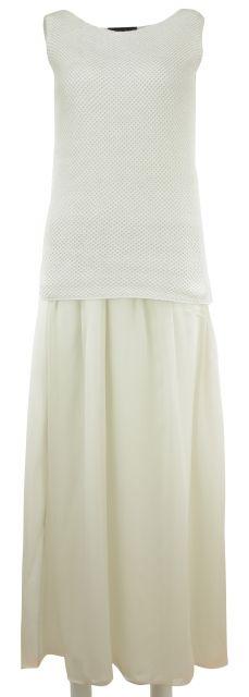 White Woman Dress by Fabiana Filippi