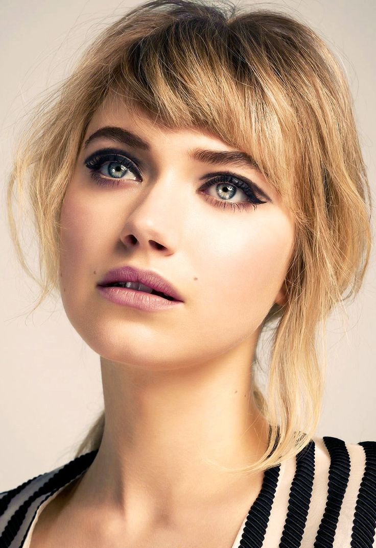 Imogen Poots must try