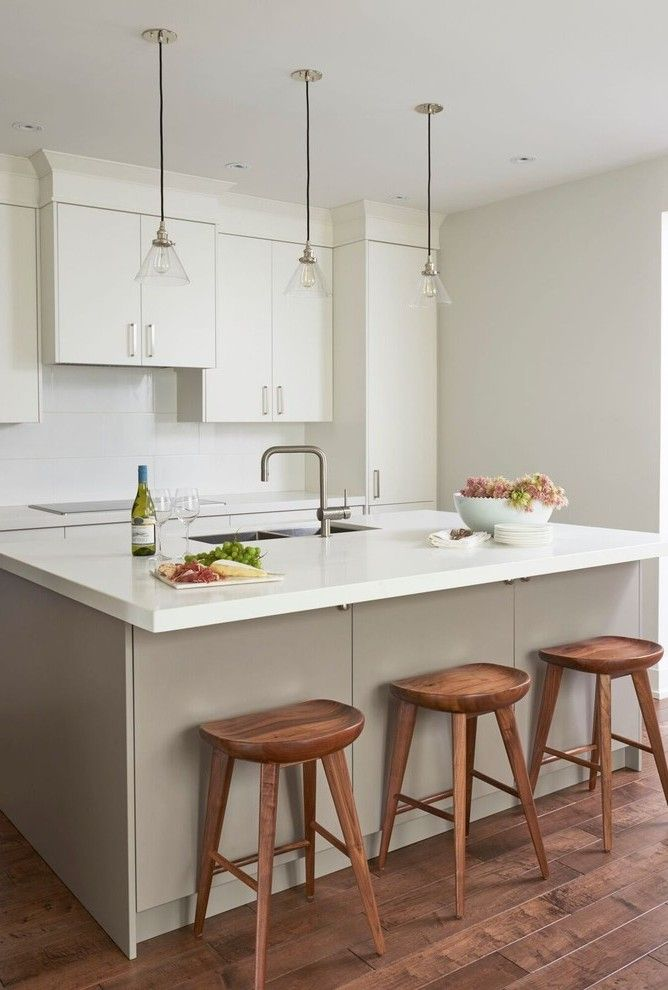 Nice Backless Bar Stools With Counter Vaulted Ceiling Custom Cabinetry