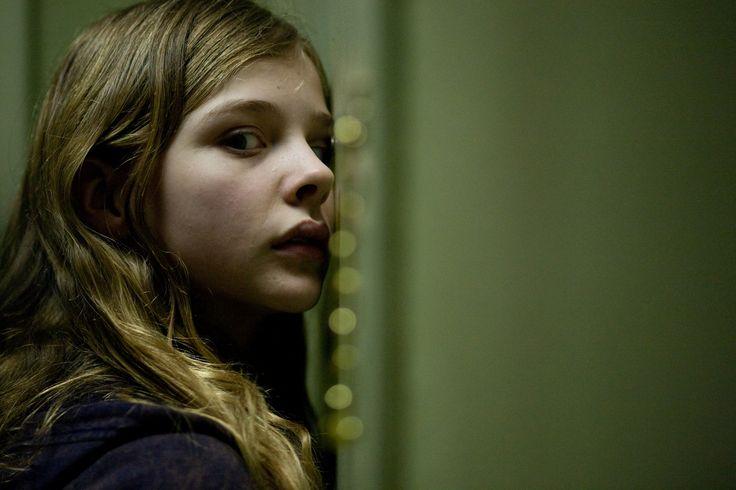Chloe Moretz 'LET ME IN'   | Chloe Moretz stars as a young vampire in 'Let Me In' (2010) | Hammer