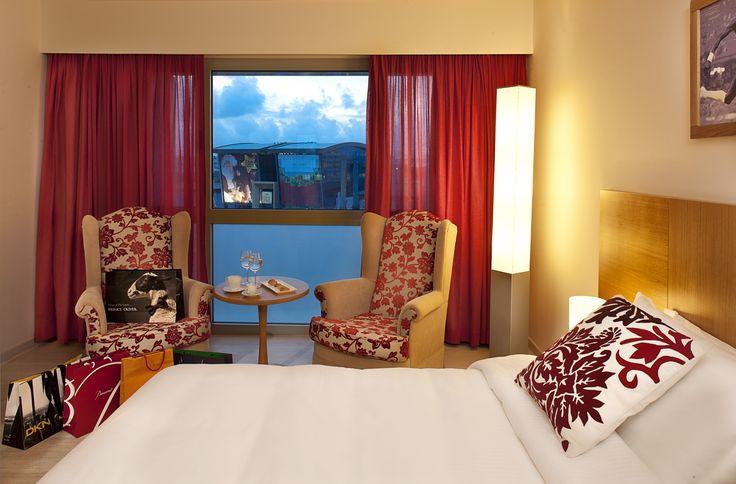#CivitelOlympic superior room combines luxury, tasteful decoration & amazing views! #CivitelHotels