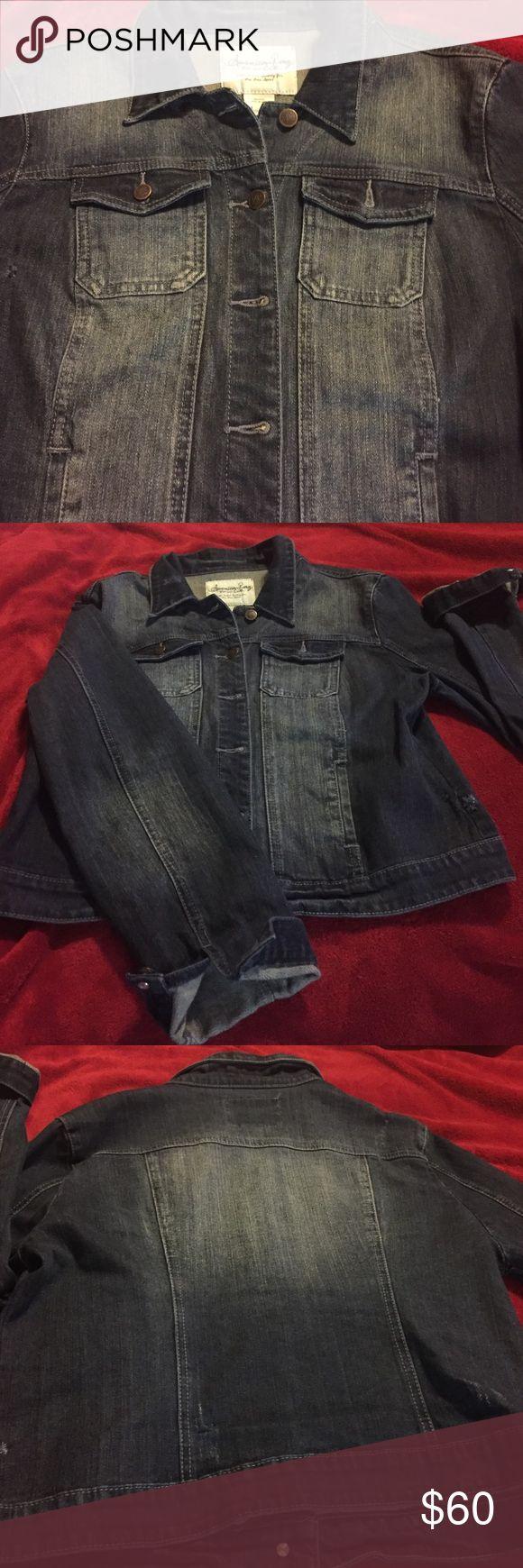 PRICE DROP American Rag Jacket Price Drop American Rag jean jacket wore twice. American Rag Jackets & Coats Jean Jackets