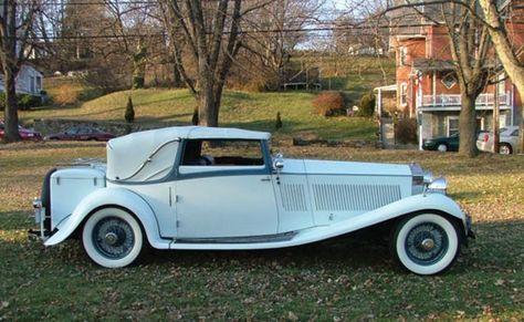 1934 Rolls-Royce Phantom II - Continental Drophead Sedanca Coupe | Classic Driver Market