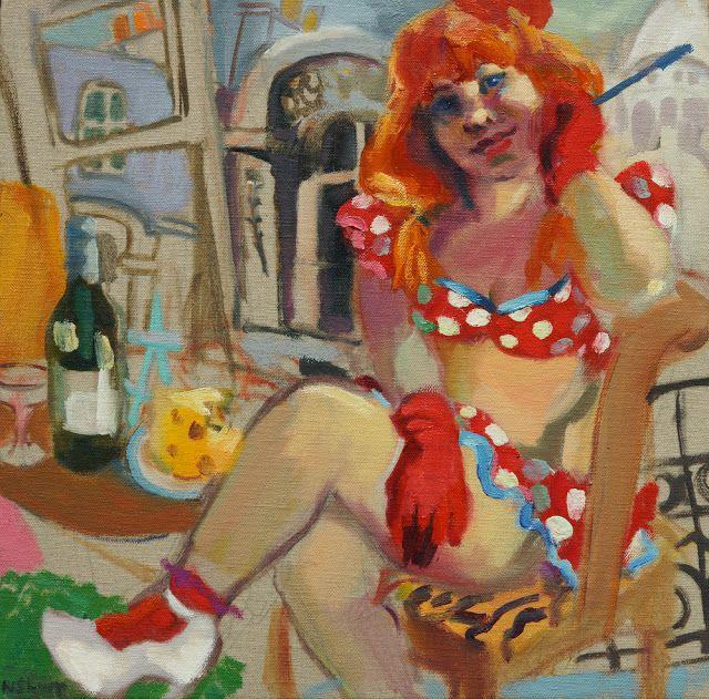 Wendy Sharpe