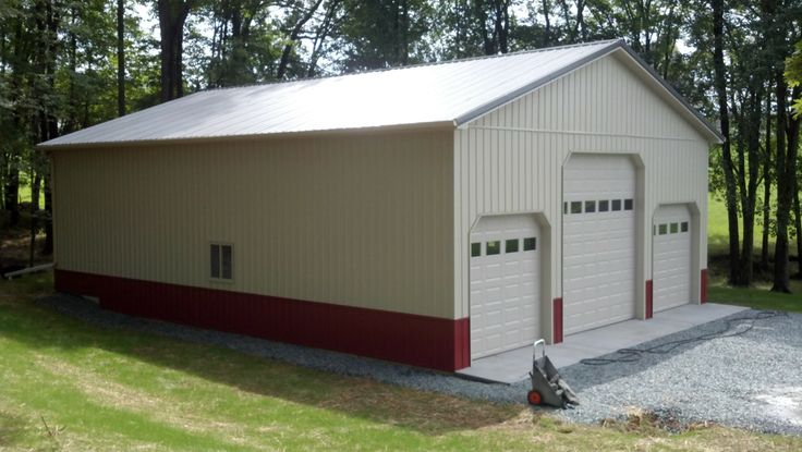 Virginia Pole Buildings, Superior Buildings, horse barns, agricultural buildings, garages, run-in sheds