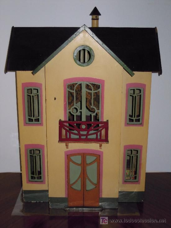 49 best gottschalk german dolls houses images on pinterest for Muebles originales
