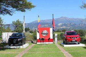 NISSAN PRESENTA SU GAMA COMPLETA DE SUVS DURANTE EL TORNEO DE GOLF COPA CLUBES 2017
