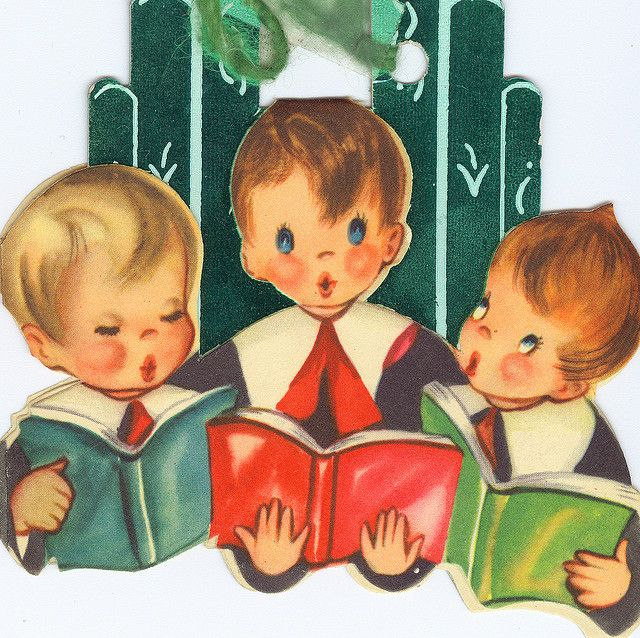 302 Best Christmas Carolers Images On Pinterest