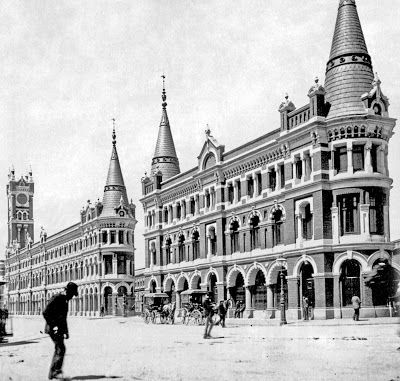 Beside the Yarra: Melbourne's Wonderful Demolished Buildings (and the Junk That Replaced Them)