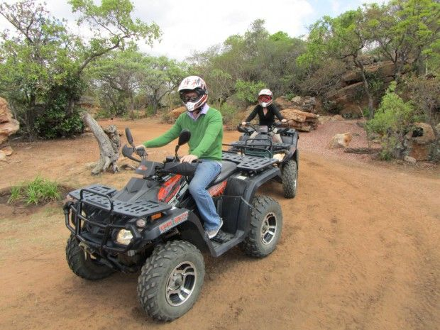 Quad Biking in Ponta Do Ouro