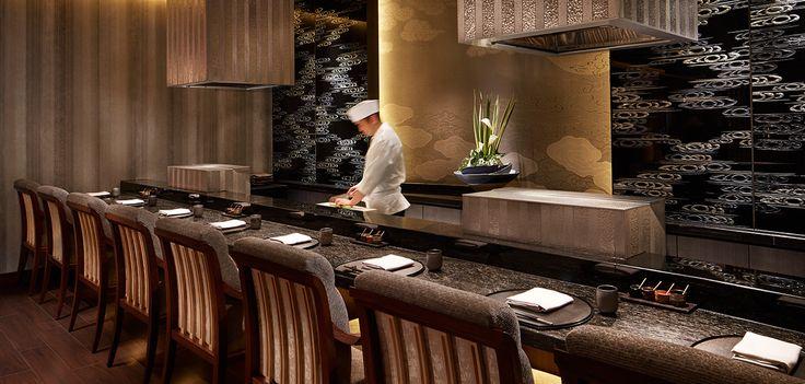 水暉 みずき|レストラン&バー|ザ・リッツ・カールトン京都 公式サイト【The Ritz-Carlton, Kyoto】