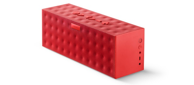 JAWBONE Speaker (mini).... this is my newest favorite toy.  Great sound!!