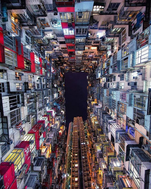 En el fondo de una metrópoli ~ Kuchi FM Fotos