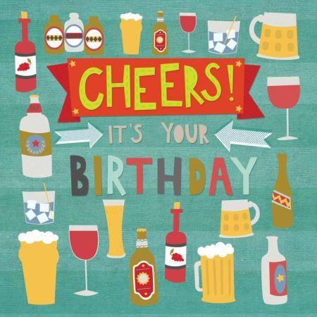 Faye Buckingham - Beer, Cheers
