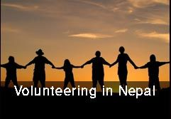We organize secure and recommended volunteering service in Nepal:  contact: info@himalayanmagictreks.com