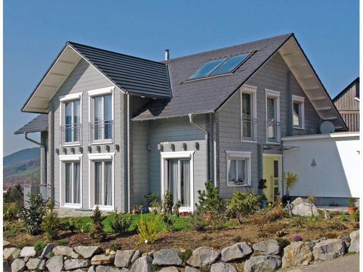 holz 178 einfamilienhaus von frammelsberger r ingenieur holzbau gmbh hausxxl blockhaus. Black Bedroom Furniture Sets. Home Design Ideas
