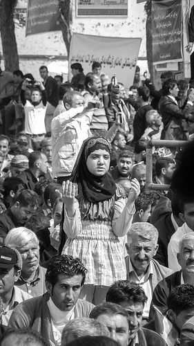 Saray Azadi demonstrations . Sulaymaniyah . Istanbul