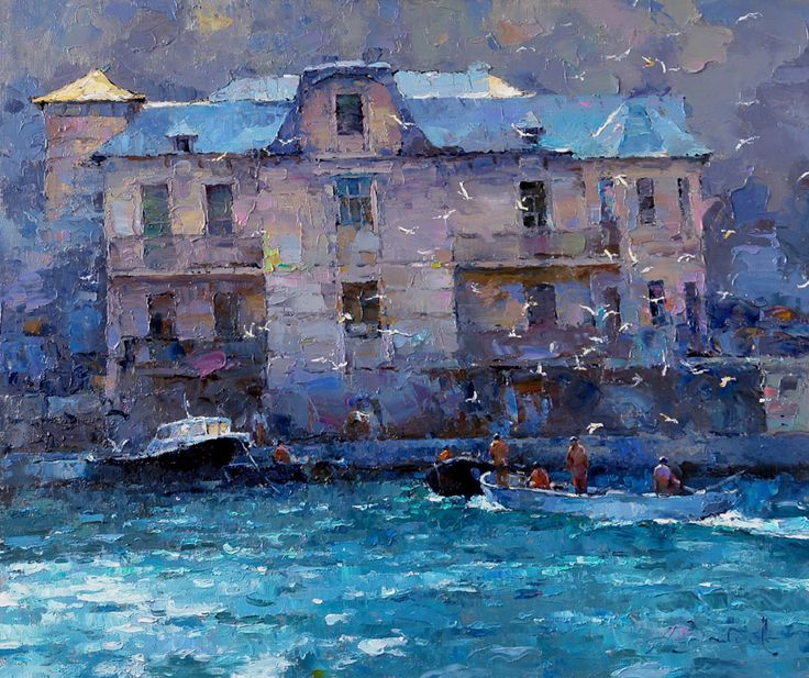 Homecoming - Alexi Zaitsev - Sale of paintings and other art works