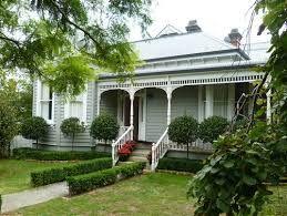 Image result for New Zealand villa verandahs