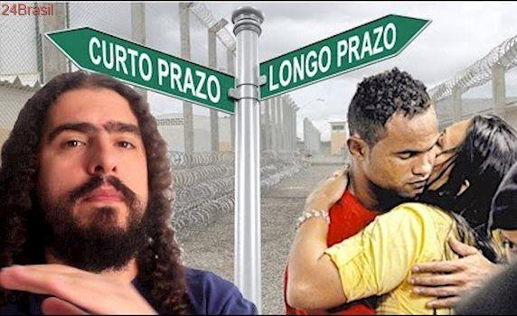"""Goleiro Bruno e a """"Defesa de bandido"""" (#Pirula 206)"""