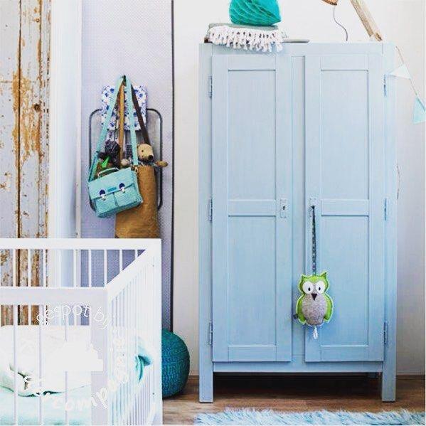 25 beste idee n over babykamer kast op pinterest kindje kast organisatie kinderdagverblijf - Pastel slaapkamer kind ...