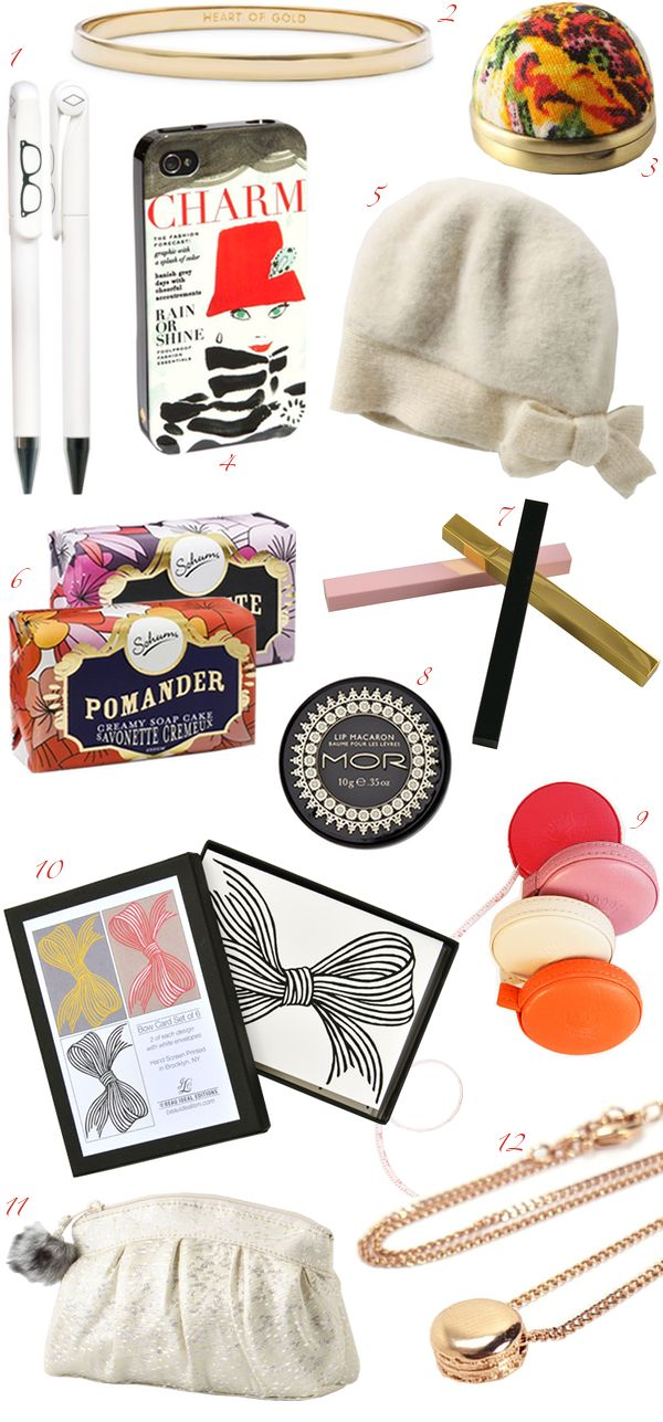 HOLIDAY GIFT GUIDE ~ STOCKING STUFFERS