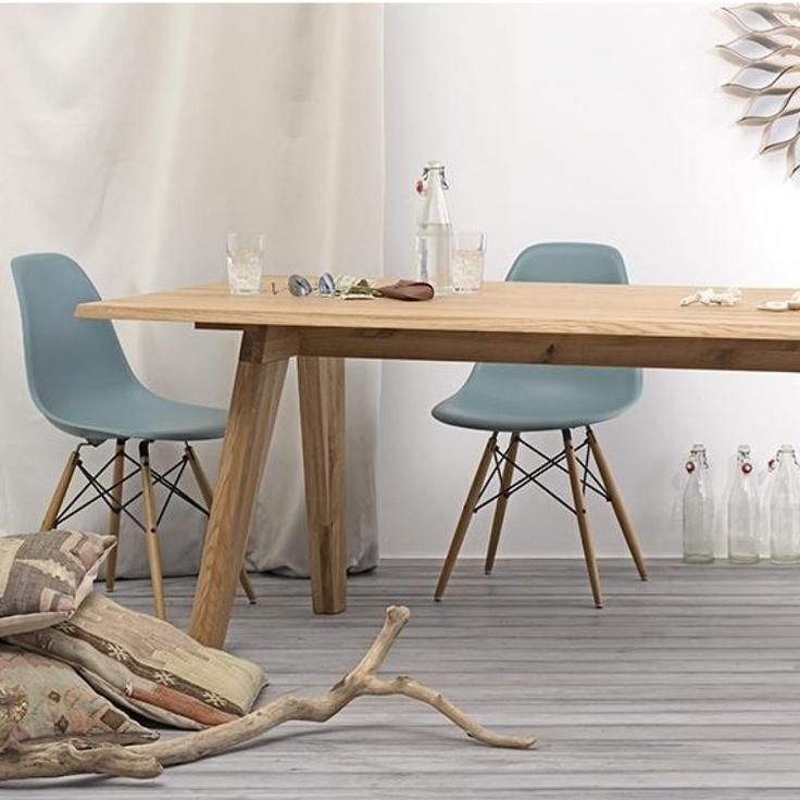 Esstisch und dsw chair ocean