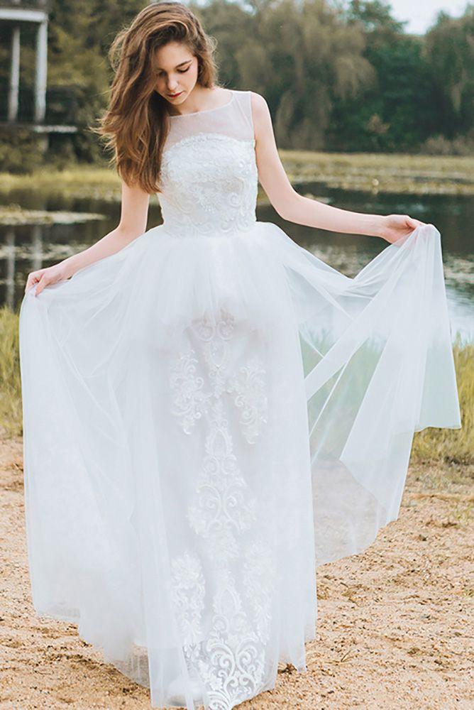 Only 178 99 Beach Wedding Dresses Country Chic Informal Boho