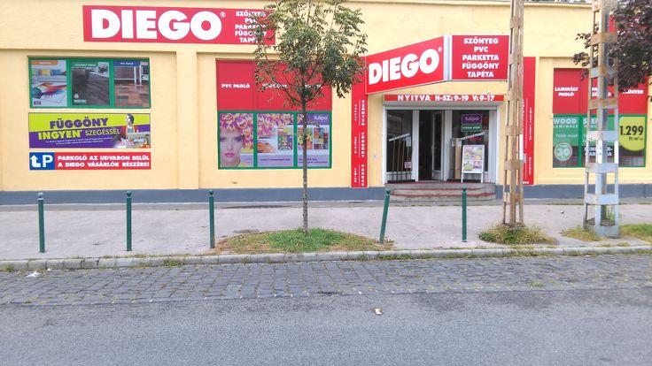 Diego Angyalföld szőnyeg,parketta,függöny,pvc,tapéta