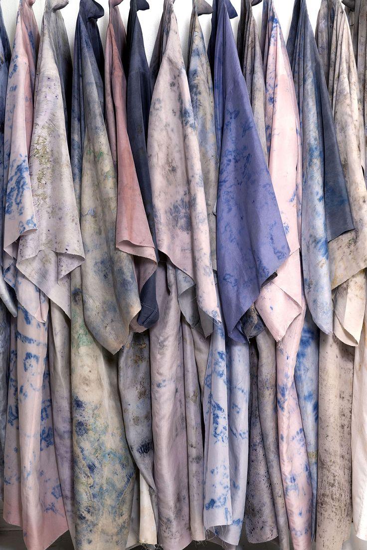 ALICE FINE #plantdye #organicdye #sustainable #fashion #kimono http://alicefine.com/ http://alicefinestore.tictail.com/