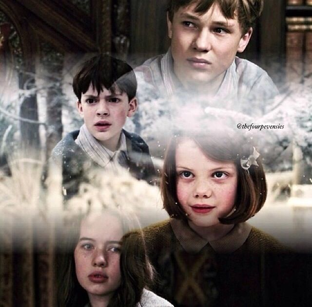 Another cool Narnia edit that I found on Instagram