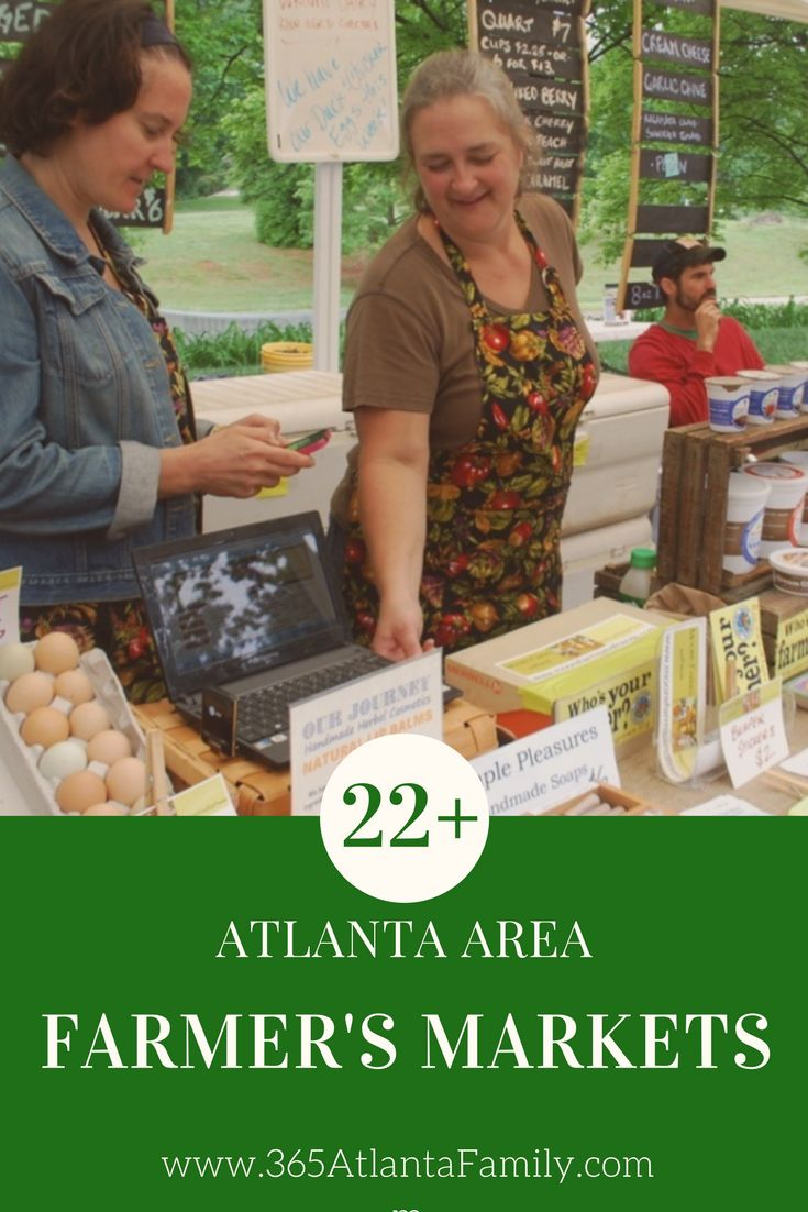 Looking for the best Farmers Market? Atlanta has several, and here is a guide to more than 22 of the best farmers markets near Atlanta. Answer the question - where is an awesome farmers market near me?