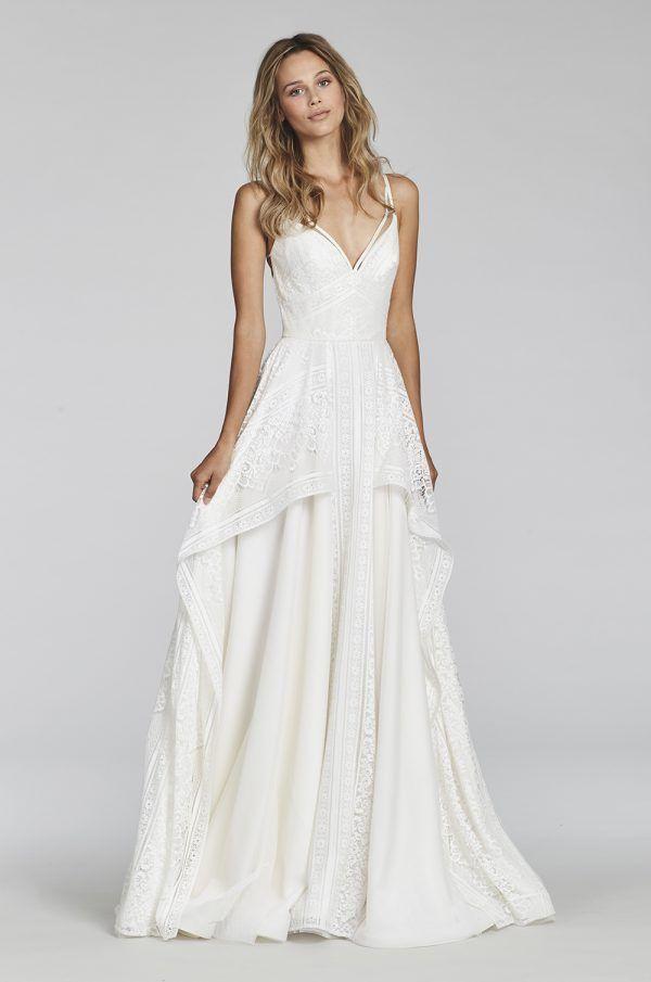 Hayley Paige Wedding Dresses 2017Best 20  Hawaiian wedding dresses ideas on Pinterest   Tropical  . Hawaii Wedding Dress. Home Design Ideas