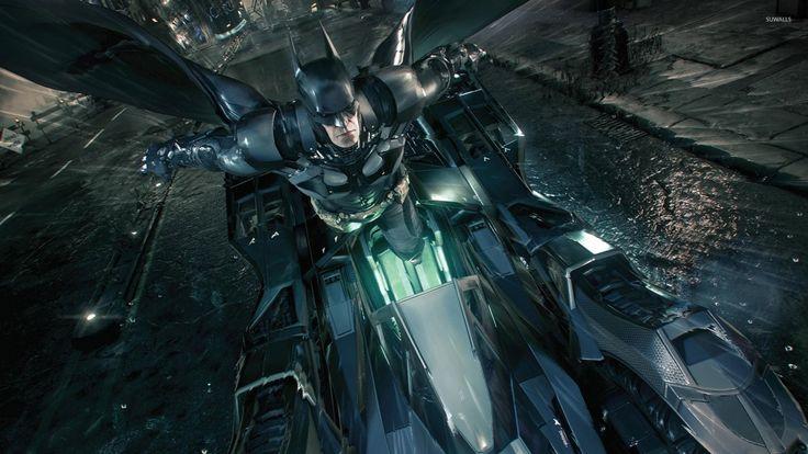 Batman Arkham Knight HD Wallpapers Backgrounds Wallpaper