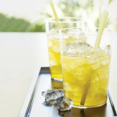 Lemongrass Cooler Drink by Muneera Obaidli