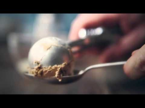 Cappuccino à ma façon : glace au café arabica/robusta, crème anglaise - YouTube