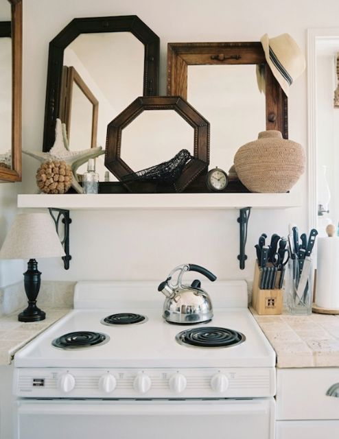 34 best mirror in kitchen images on pinterest kitchens for the